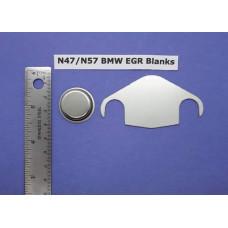 EGR Blank + Cap - BMW N47/N57