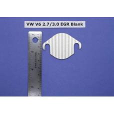 EGR Blank - VW V6 2.7/3.0