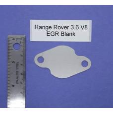 EGR Blank - Range Rover 3.6 V8