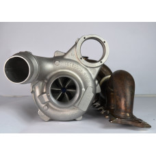 BMW B58 hybrid turbo