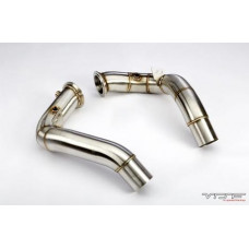 VRSF 3″ Stainless Steel Catless Downpipes 2011 – 2018 BMW M5 & M6 S63