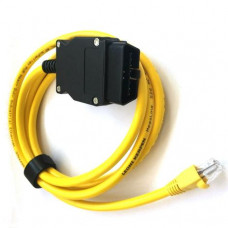 Ethernet Enet RJ45 to OBD cable for BM3