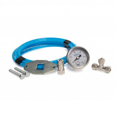 System pressure gauge kit